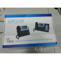 潮流网络IP电话GXP2140开箱评测