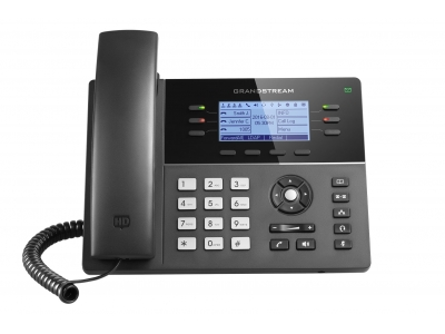 GXP1760潮流网络企业中高端ip电话 6条通话线路3个SIP账号