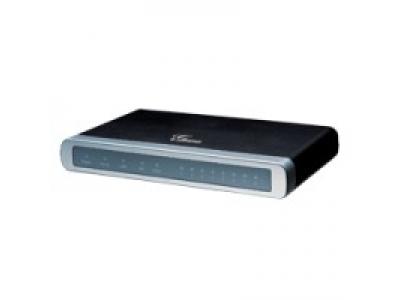 GXW4104潮流网络IP模拟电话适配器4FXO双网口